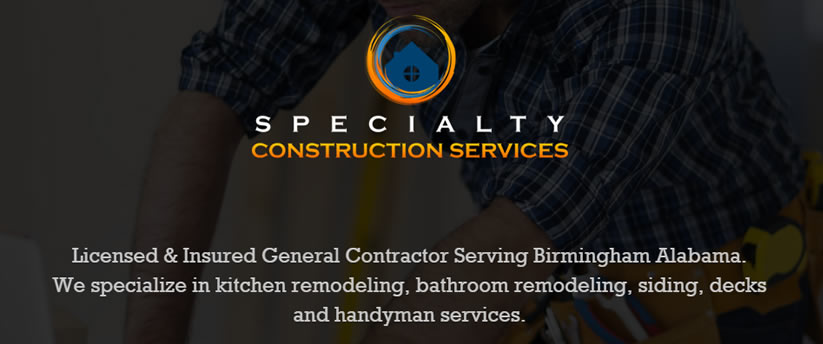Specialty Construction Services Launches New Website